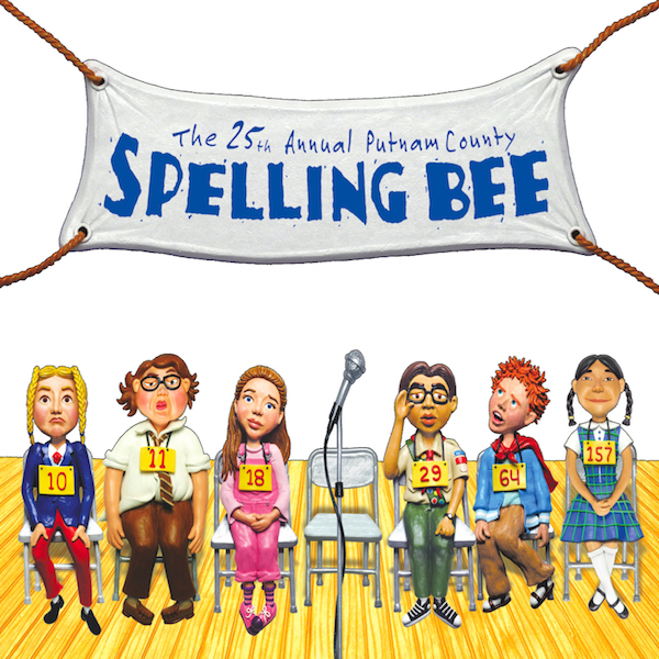 Broadway SPELLING BEE Preview